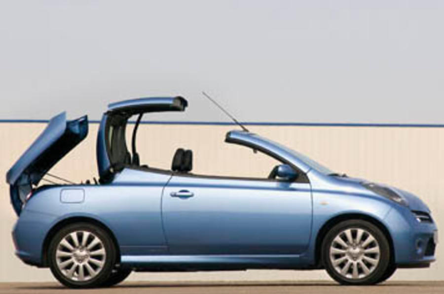 Nissan Micra CC 1.6 Sport