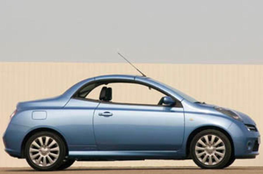 ... Nissan Micra CC 1.6 Sport
