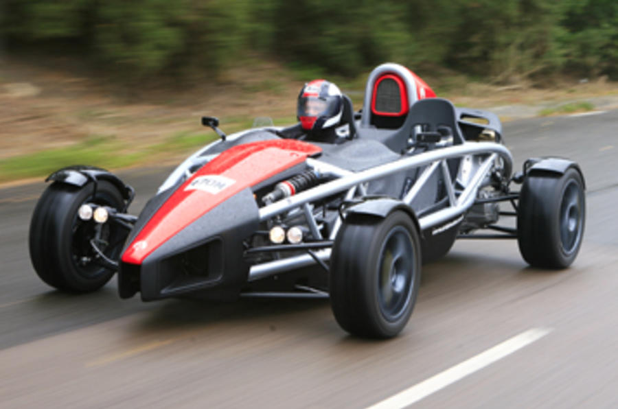 ariel atom 3 300 review autocar. Black Bedroom Furniture Sets. Home Design Ideas
