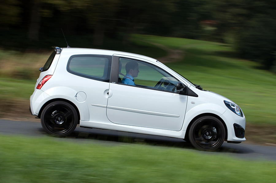 Renaultsport Twingo 133 Cup side profile