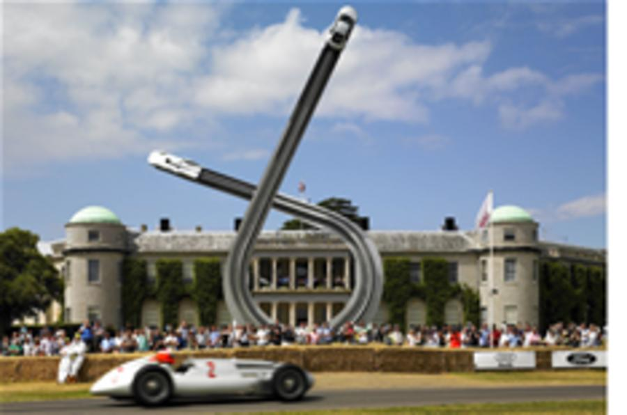 Goodwood 2010 dates announced
