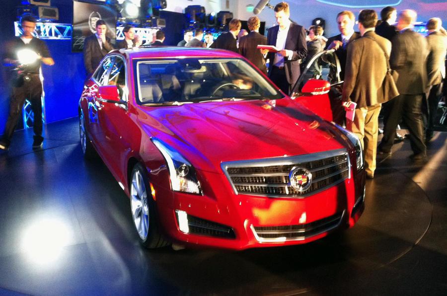 Detroit show: Your favourite cars