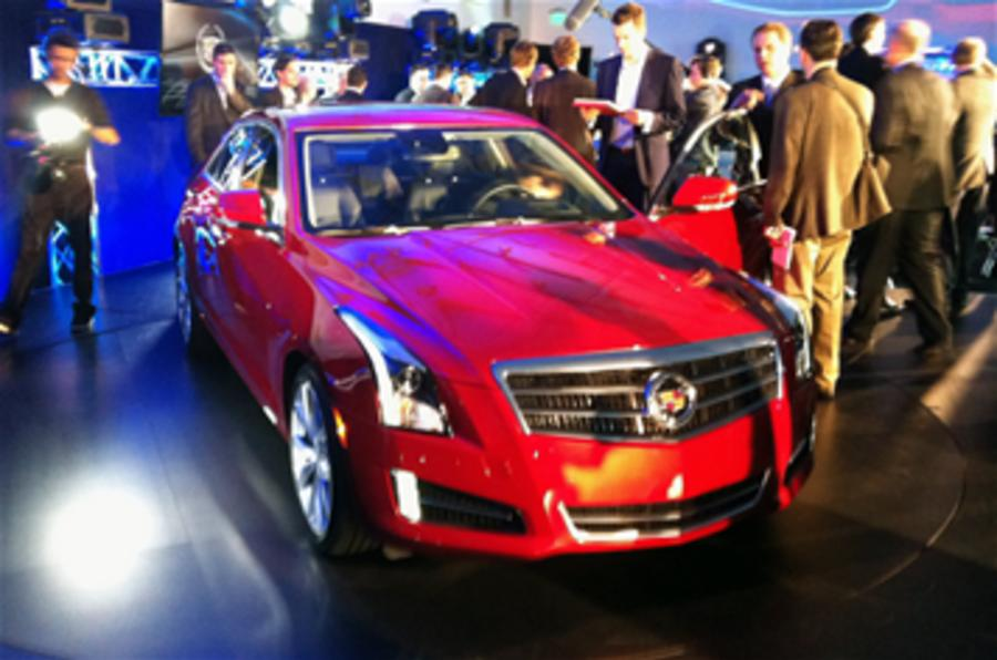 Detroit: no diesel for Cadillac ATS