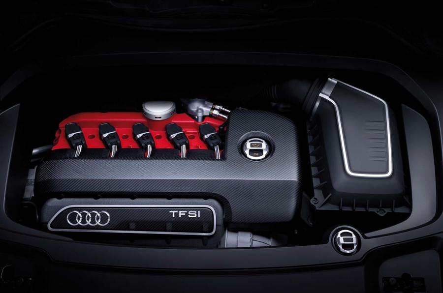 Detroit show: Audi Q3 Vail concept