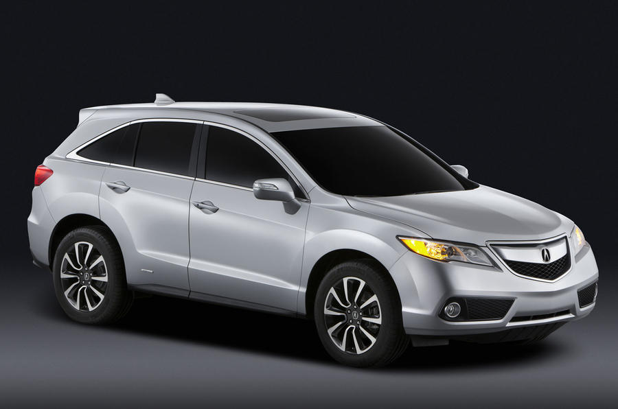 Detroit show: Acura RDX and ILX