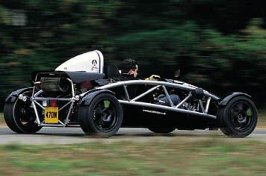 Ariel Atom Supercharged