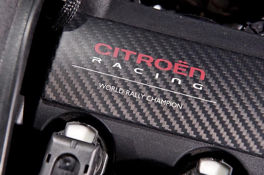 Citroën DS3 Racing decals