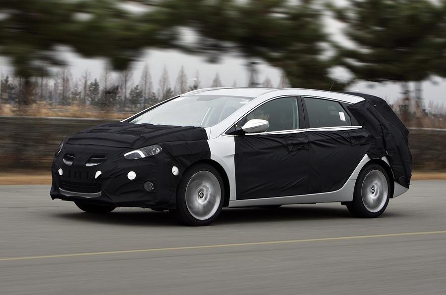 Hyundai i40 1.7 CRDi Tourer