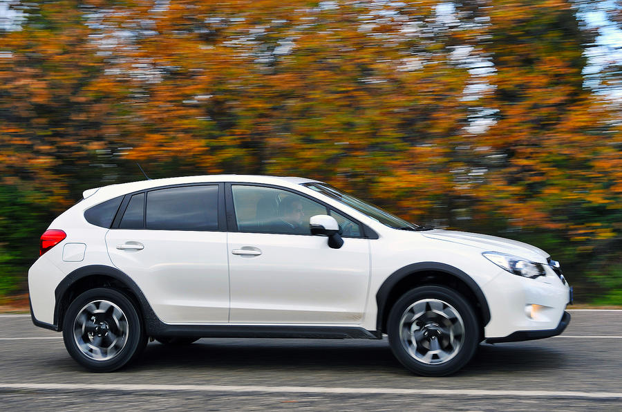 Subaru XV 2 0D review