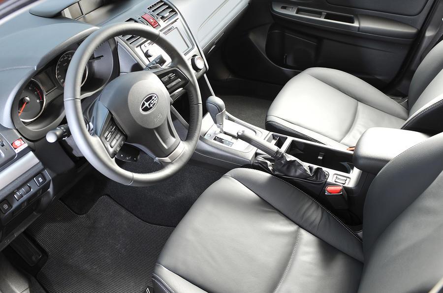 Subaru XV 2.0D