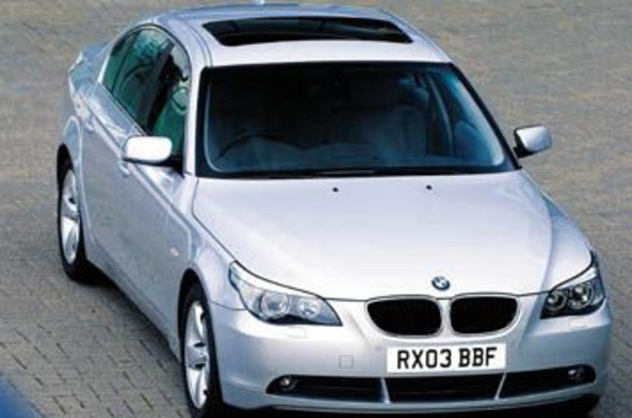 BMW 545i SE