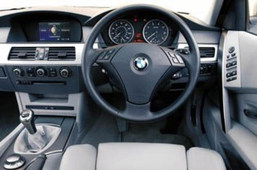 Bmw 545i Se Review Autocar