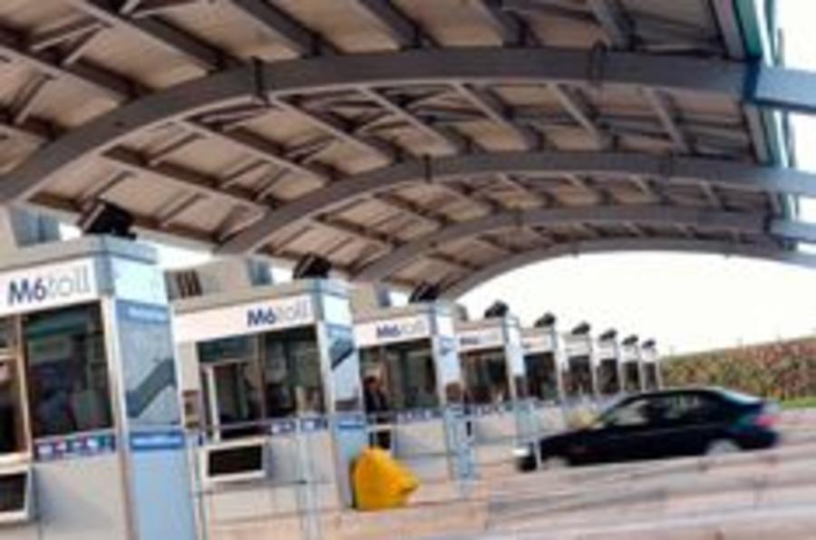 Fresh calls for more road tolls
