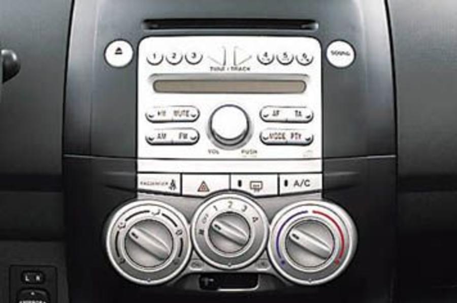 Daihatsu Sirion 1.0 S