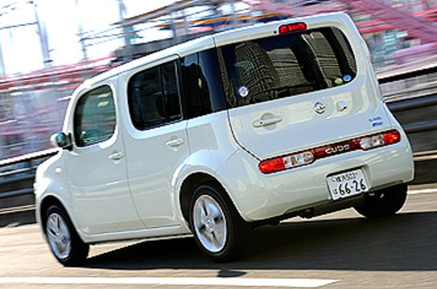 Nissan Cube Review Autocar