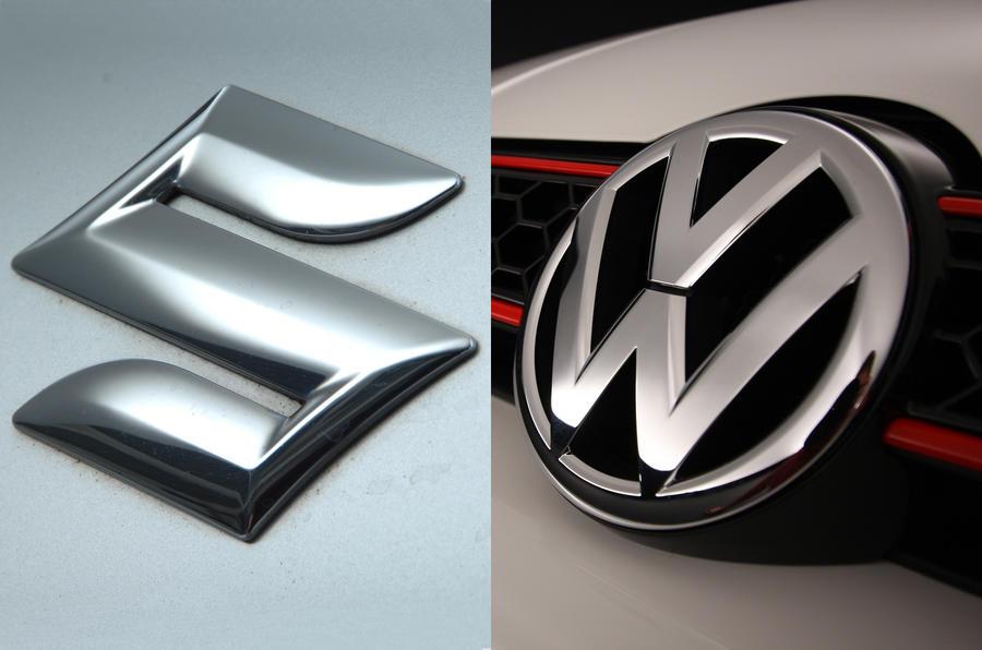 Suzuki serves VW with legal notice