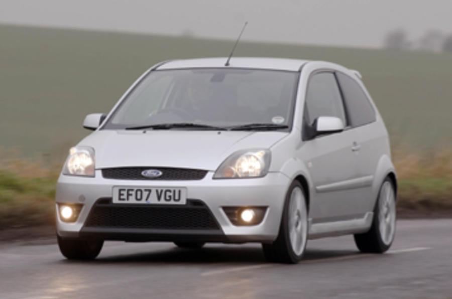 Ford Fiesta ST Mountune