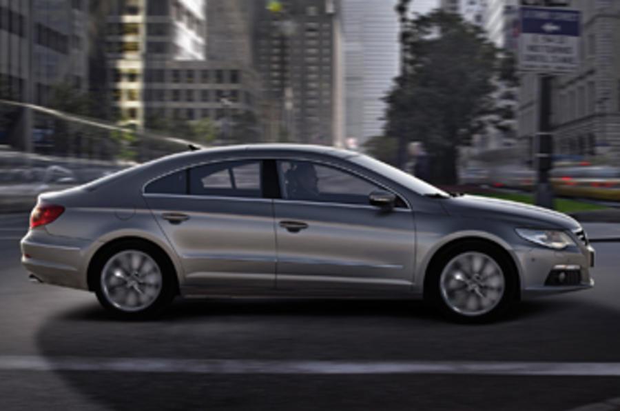 Volkswagen Passat CC 3.6 V6 FSI