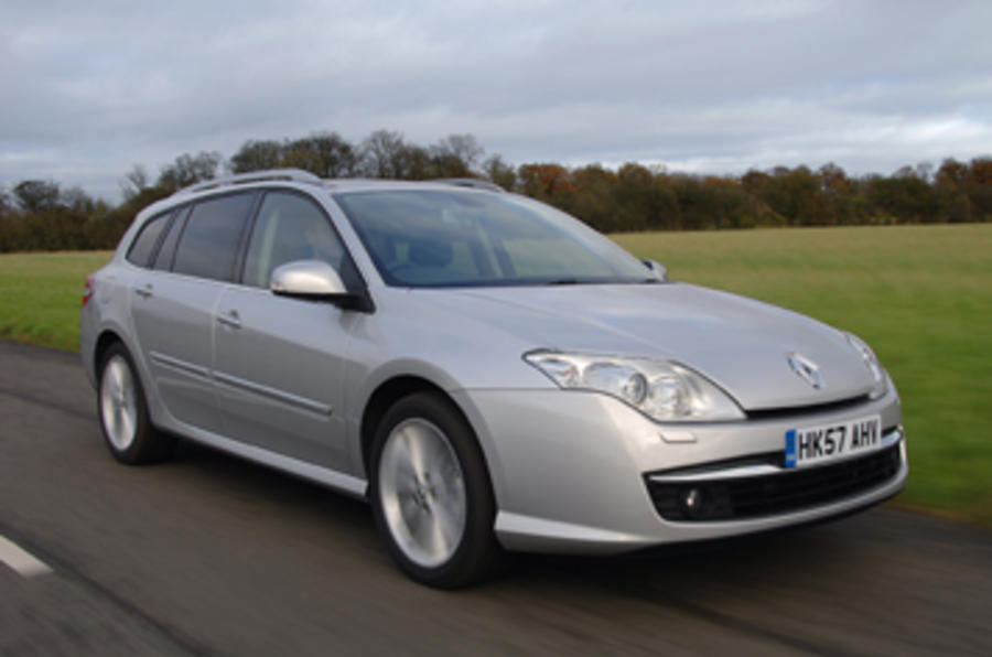 renault laguna 2 0 dci 175 estate review autocar. Black Bedroom Furniture Sets. Home Design Ideas