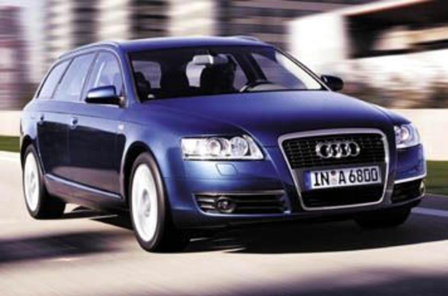 audi a6 avant 2 7 tdi review autocar. Black Bedroom Furniture Sets. Home Design Ideas