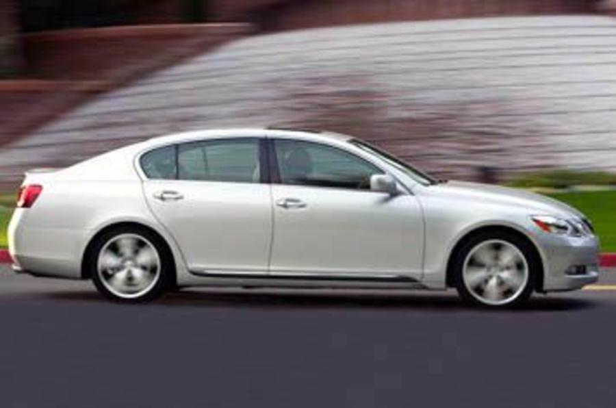 Lexus: now it's a marque of distinction