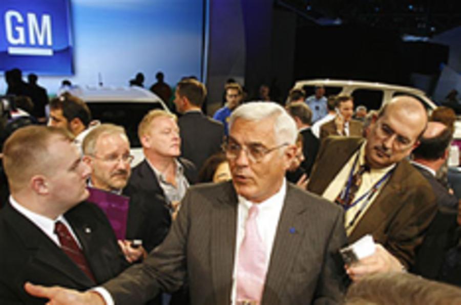 GM product tsar Bob Lutz quits
