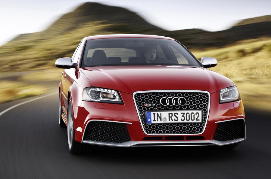 £39,900 Audi RS3 Sportback