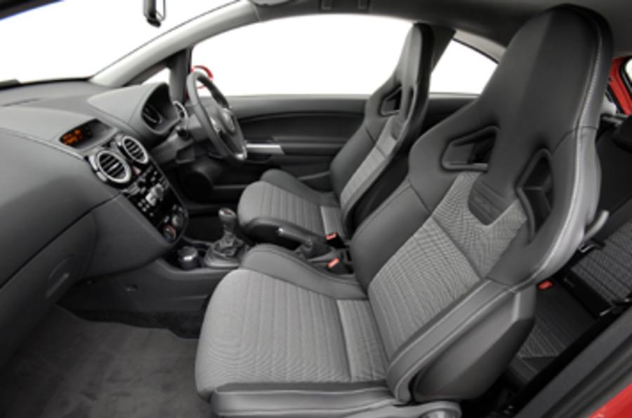Vauxhall Corsa VXR 888