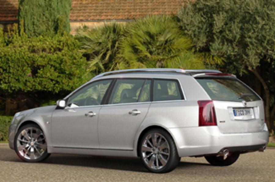 cadillac bls wagon 1 9 d review autocar. Black Bedroom Furniture Sets. Home Design Ideas