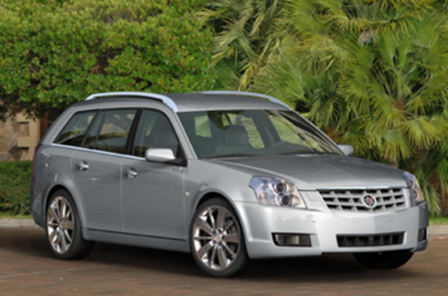 Cadillac BLS Wagon 1.9 D
