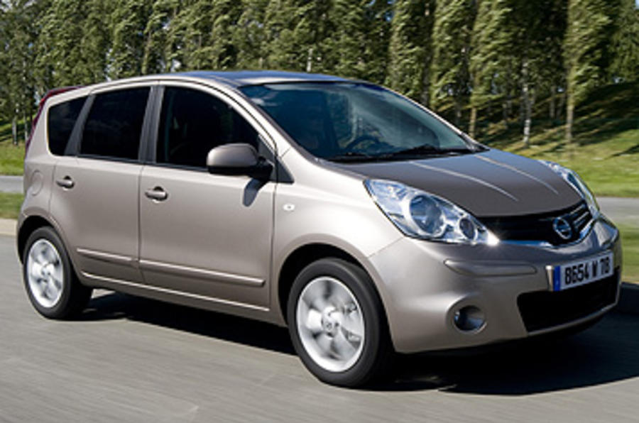 Nissan Note 1.5 dCi