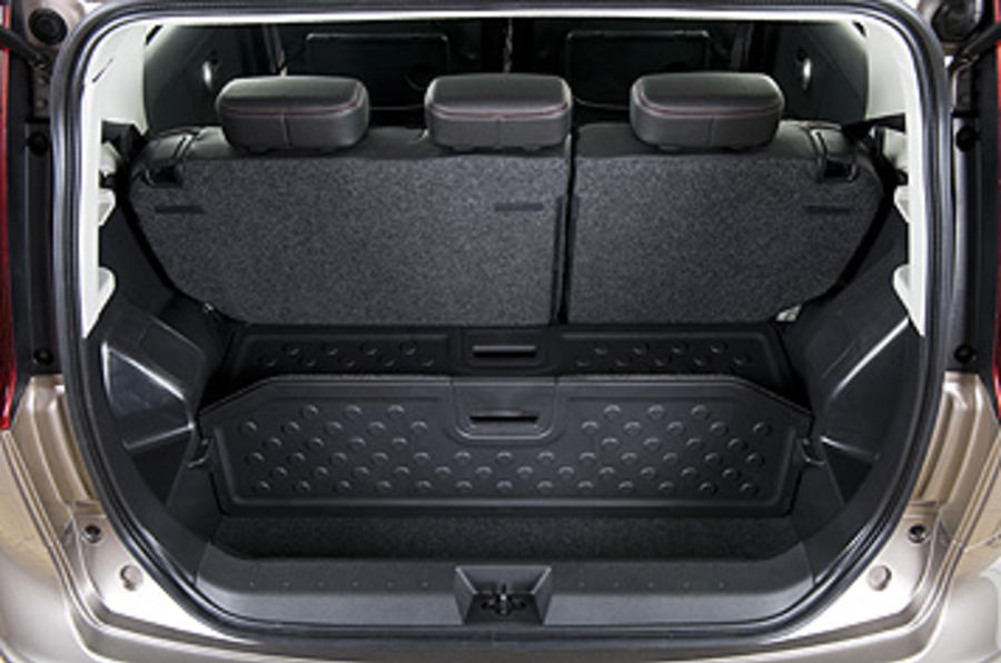 nissan note 1 5 dci 2009 review autocar. Black Bedroom Furniture Sets. Home Design Ideas