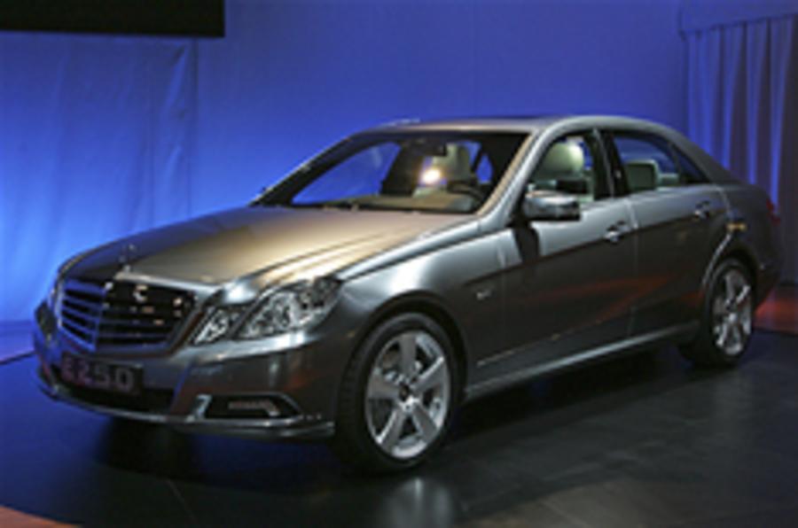 Mercedes' clean diesel concept
