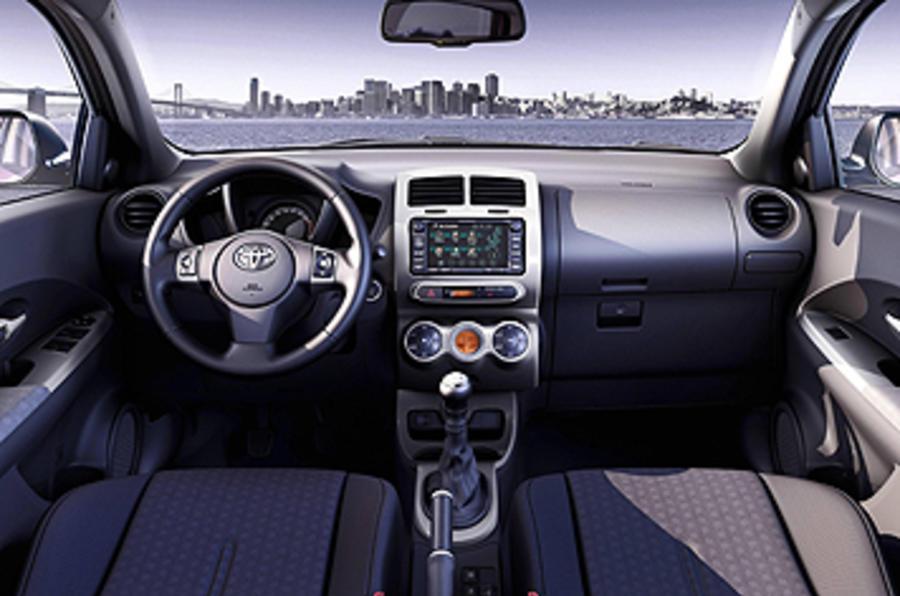 Toyota Urban Cruiser 1 4 D 4d First Drive