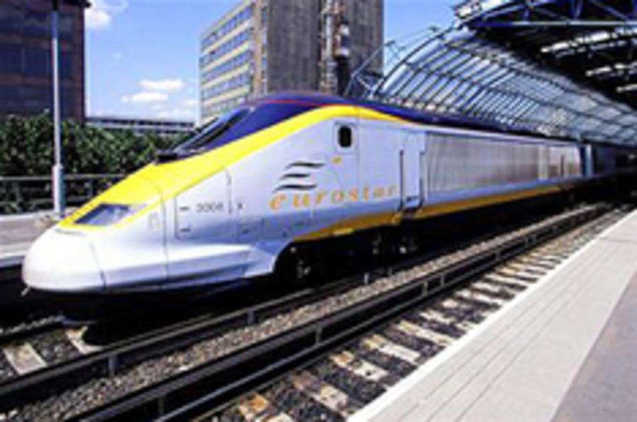 Pininfarina to refurbish Eurostar