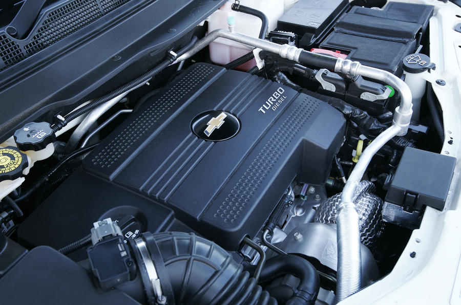 Chevrolet Captiva LTZ review | Autocar