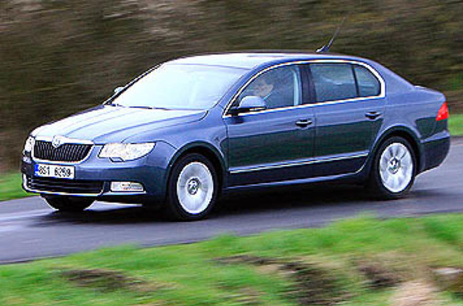 Skoda Superb 2.0 TDI