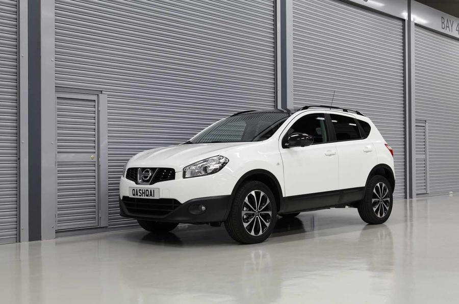 Nissan Qashqai 360 1.6dCi first drive review