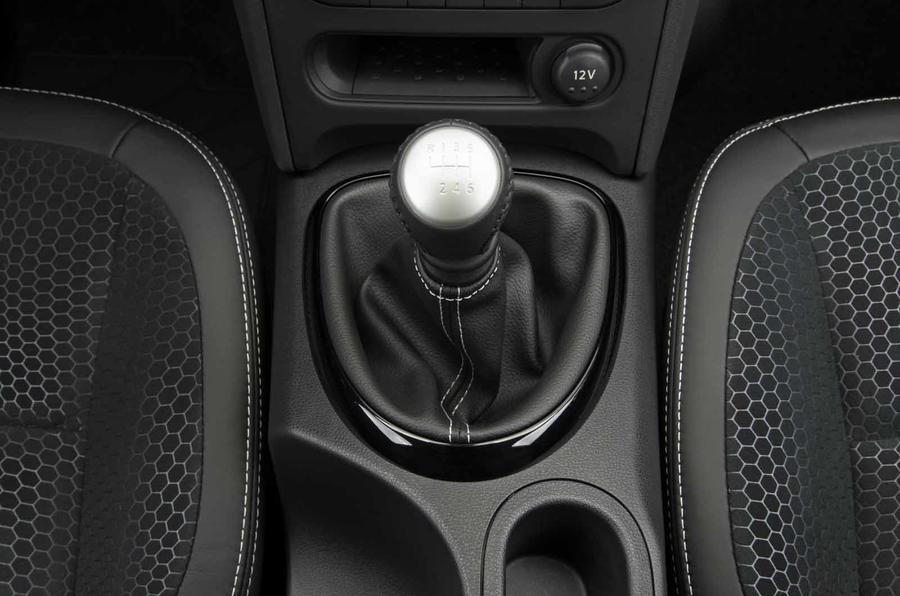 Nissan Qashqai manual gearbox