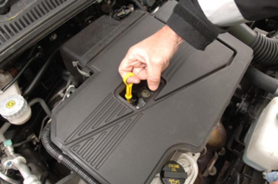 15 million UK cars low on oil