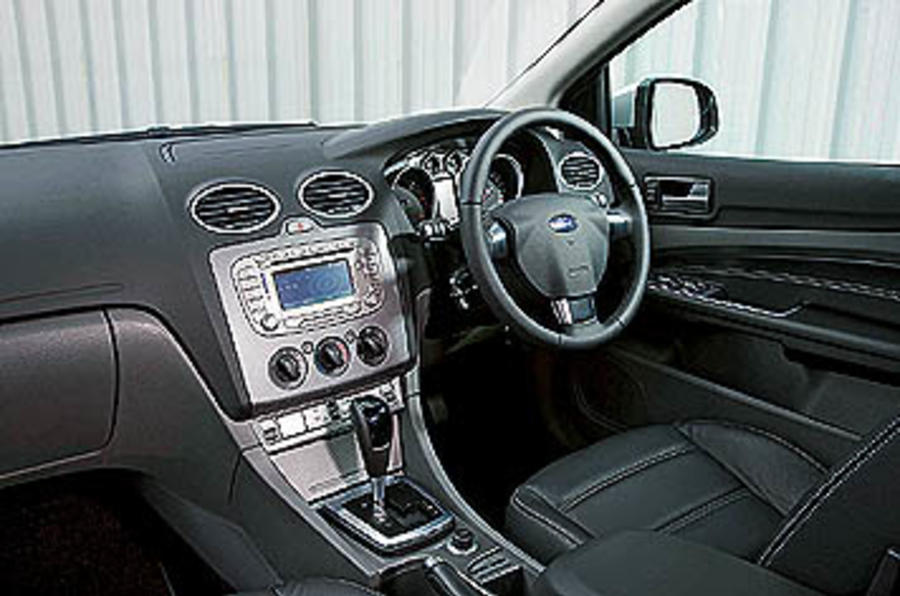 Ford Focus Powershift Review Autocar