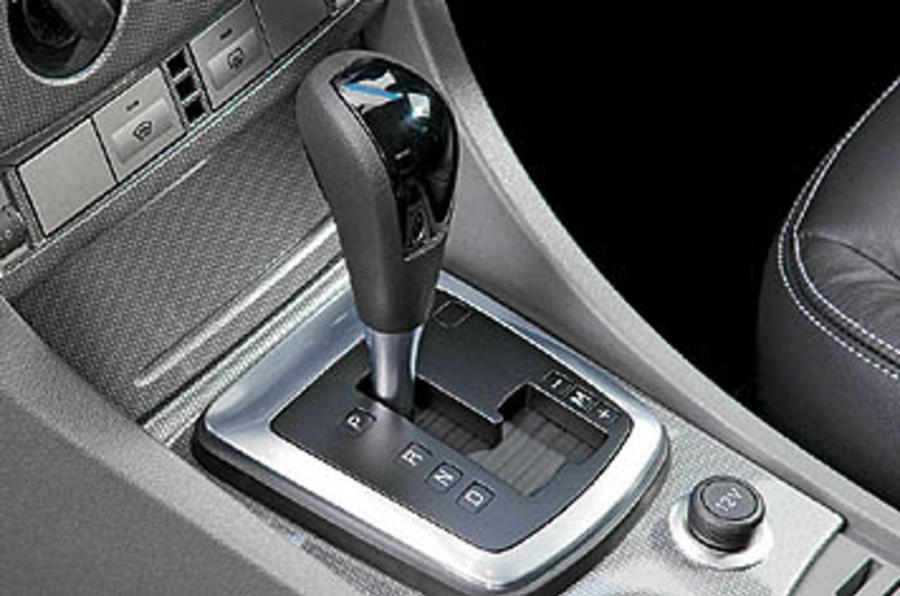 Ford focus automatic transmission