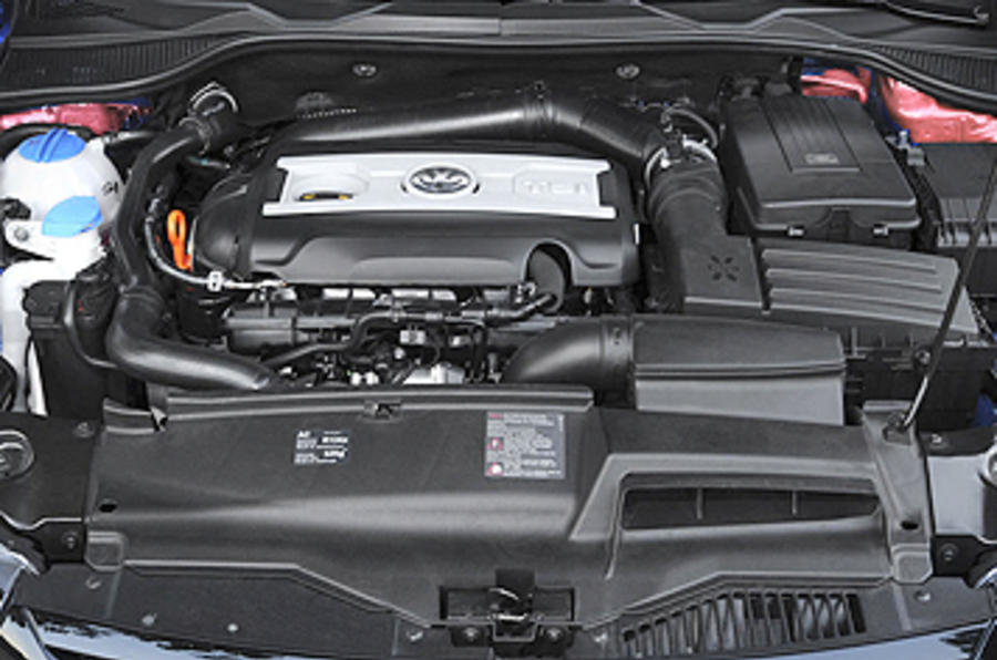 Volkswagen Scirocco 1.4 TSI DSG