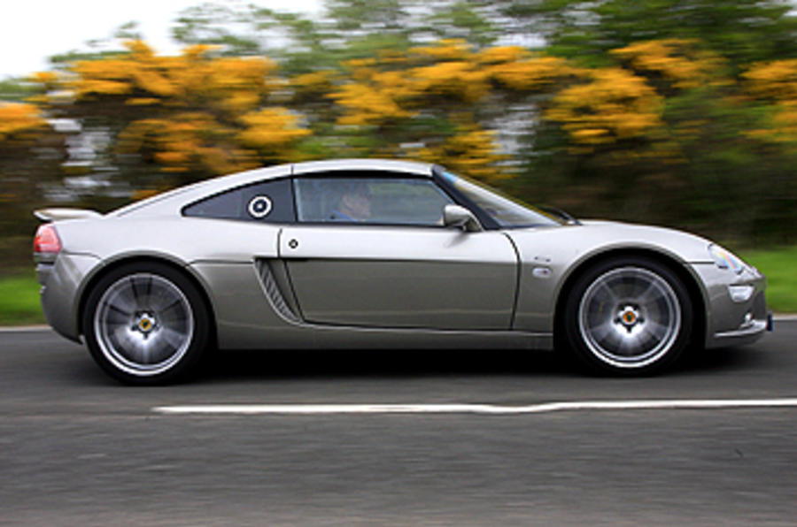Lotus Europa 2 0 Se Review Autocar