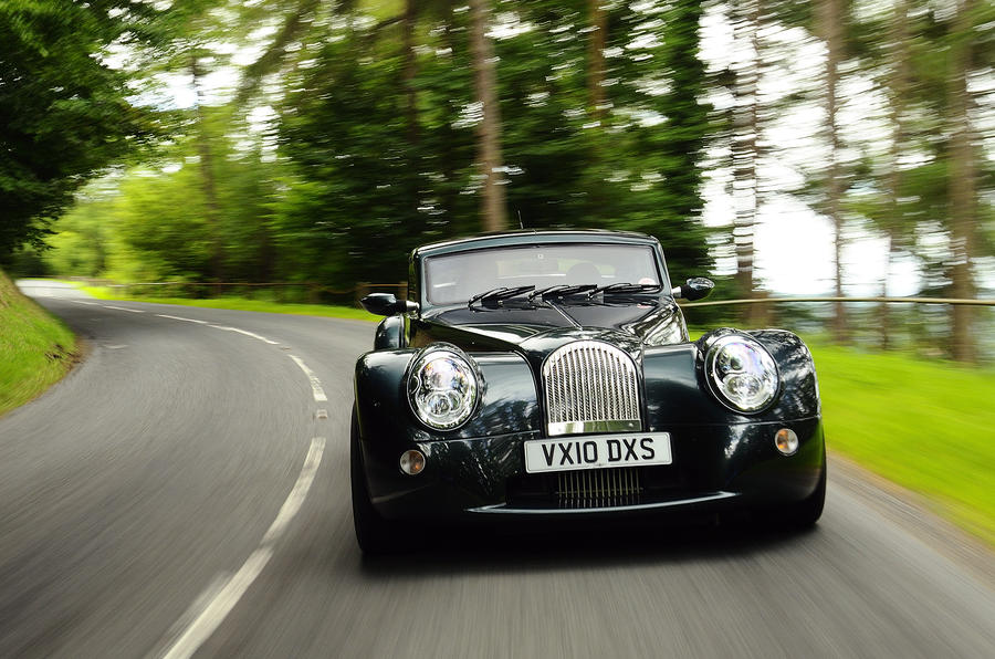 367bhp Morgan Aero Supersports