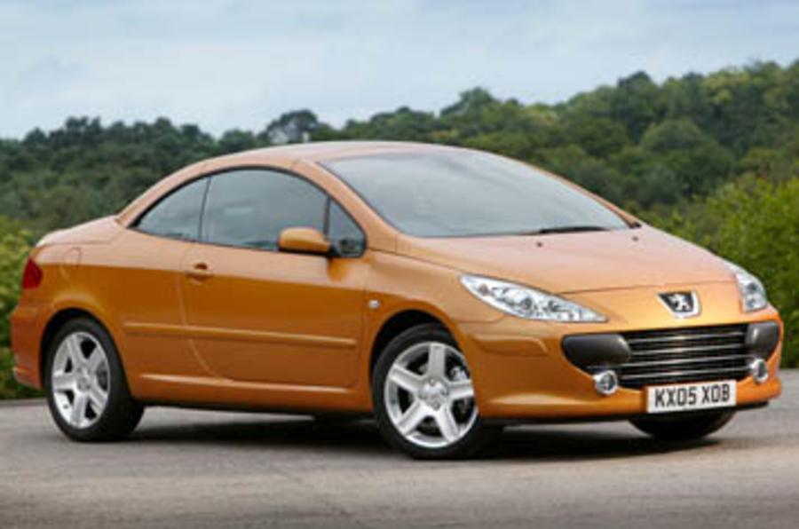Peugeot 307 2.0 HDi 136