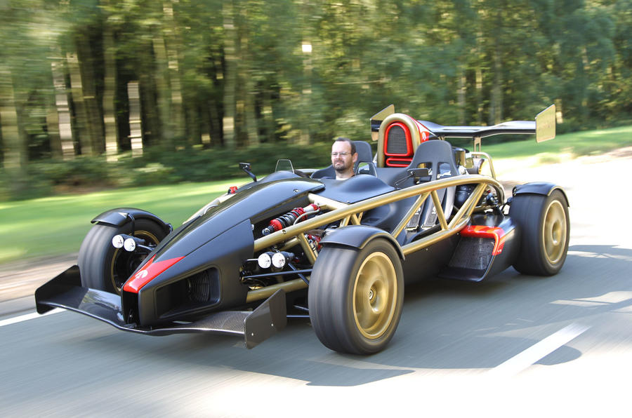 ariel atom v8 autocar. Black Bedroom Furniture Sets. Home Design Ideas