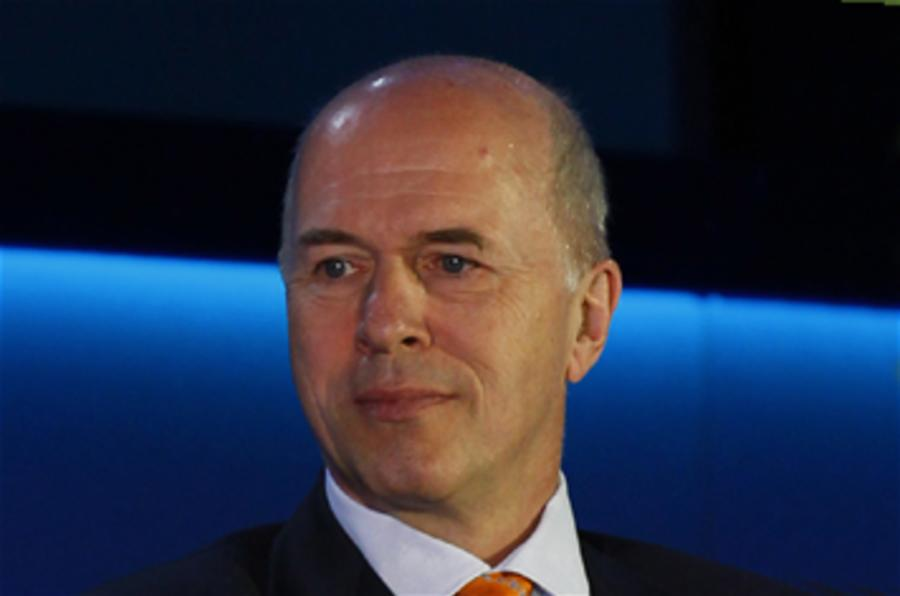 Tata CEO Forster steps down