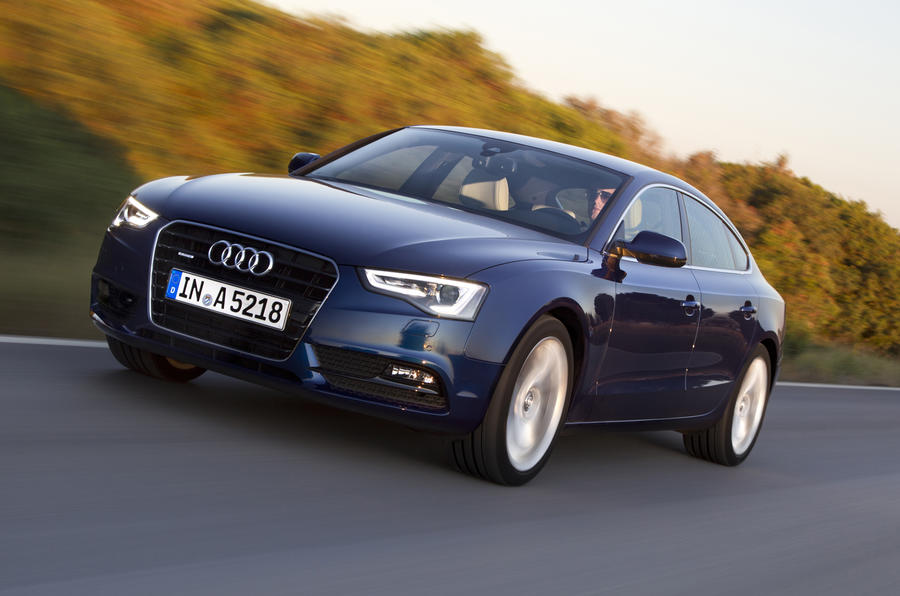 audi a5 sportback 1 8 tfsi se review autocar. Black Bedroom Furniture Sets. Home Design Ideas
