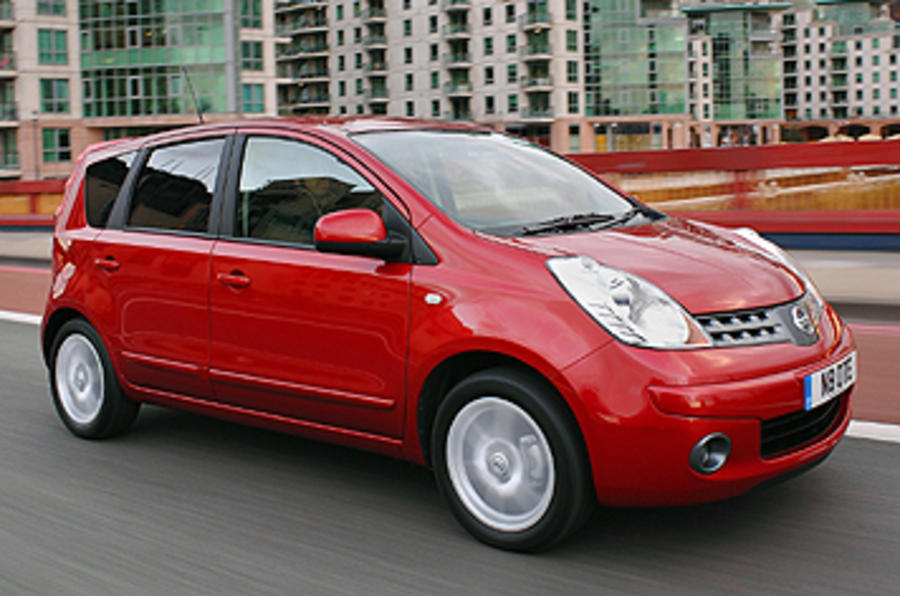 nissan note 1 5 dci 2008 uk review autocar. Black Bedroom Furniture Sets. Home Design Ideas